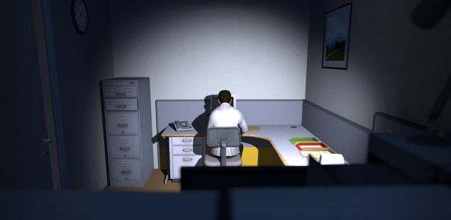 Off The Grid: The Stanley Parable