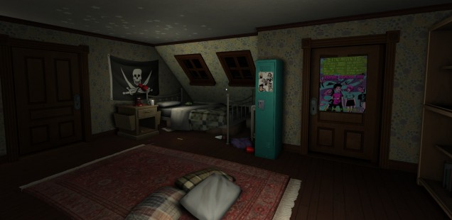 Off The Grid: Gone Home