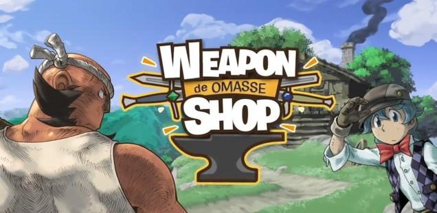 Off The Grid: Weapon Shop de Omasse