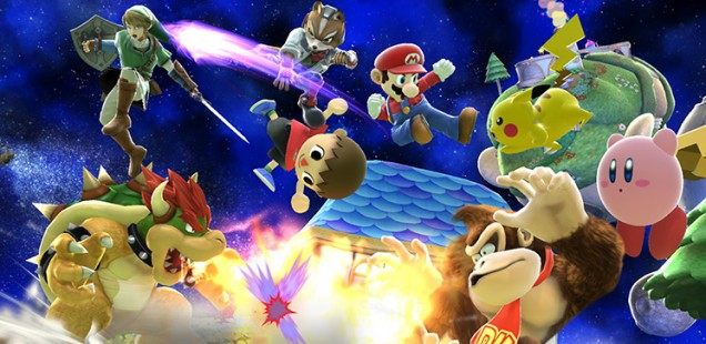 Full Disclosure: Super Smash Bros.
