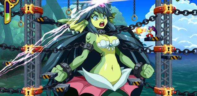 Off the Grid: Shantae ½ Genie Hero