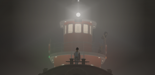 Opened World: Kentucky Route Zero Act IV