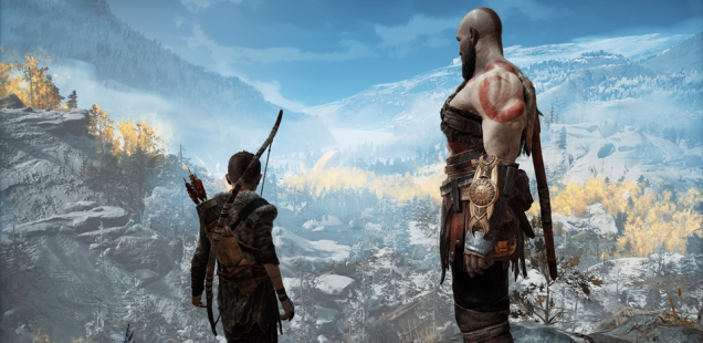 God of War, Unforgiven