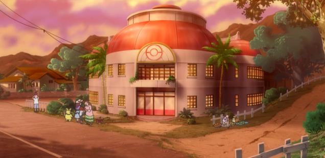 The Pokémon Center as a Non-Place