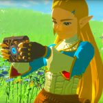 Zelda Would Make A Good Archaeologist