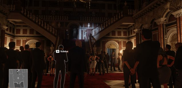 The Language of Level Design in Hitman
