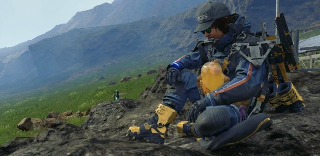 Intricate Rituals and the Ties that Bind: Emotive Masculinity in Death Stranding