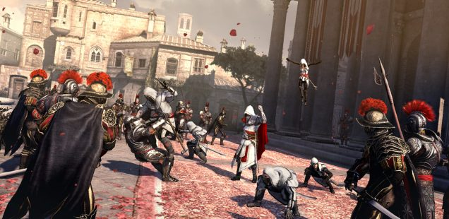 Off the Grid: A Look Back at Assassin's Creed, Part 2: Brotherhood