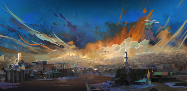 The Miracle Animal and the Pale Inside: Existential Thought in Disco Elysium