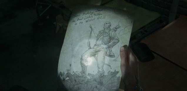 Silent Stories: The Last of Us Part II's Unusually Riveting Collectible Notes